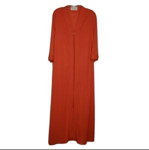 Vintage Loungewear By Gossard Robe Size Medium